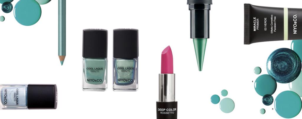 Per le mani NIYO&CO. propone una linea di smalti dai colori accesi e classici, i Cool Laque.