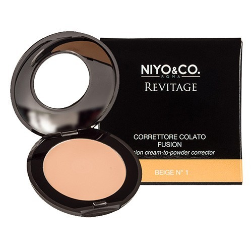 NIYO&CO. Correttore Revitage Fusion 01, colore beige. Euro 14,90