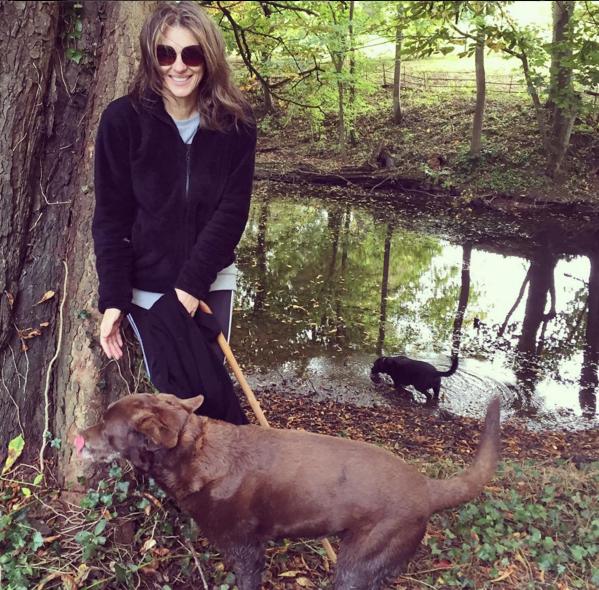 Foto Elizabeth Hurley su Instagram