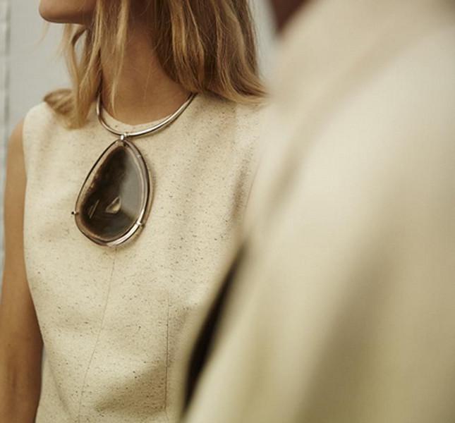 Hermès dettaglio collana
