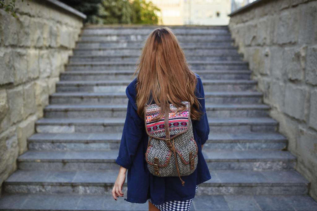 Il vero trend della stagione è lo zaino: pratico, alla moda e adatto a tutte le occasioni.