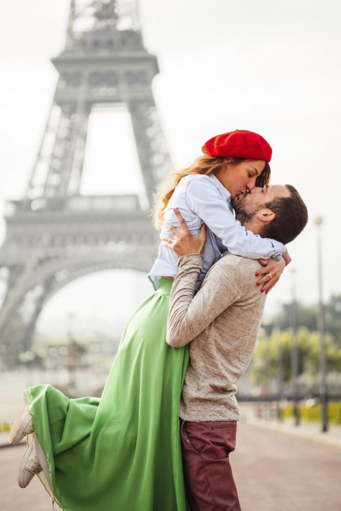 La cosa più importante del primo bacio è che tutto avvenga in modo naturale