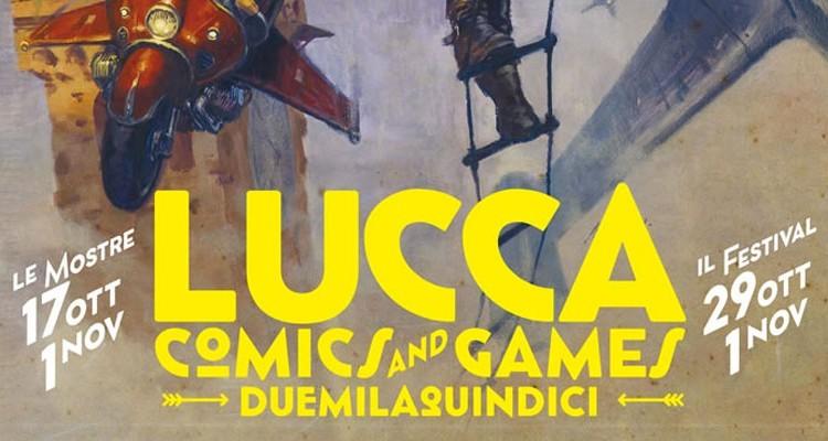 Halloween da paura al Lucca Comix & Games 2015