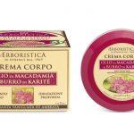 L´Erboristica Crema Corpo con Olio di Macadamia e Burro di Karite'
