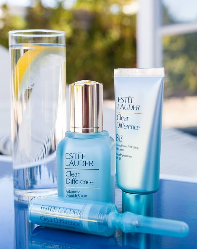 Estee Lauder linea Clear Difference