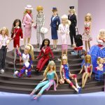 Barbie e le sue innumerevoli carriere, oltre 156 a partire dal 1959 © Mattel Inc.