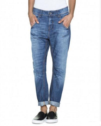 Benetton boyfriend jeans chiari effetto used
