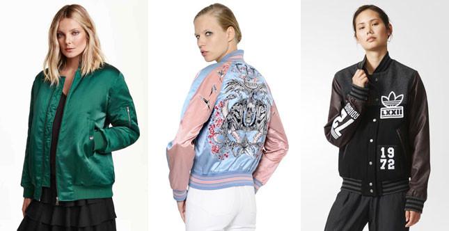 Bomber jacket: modelli e stili