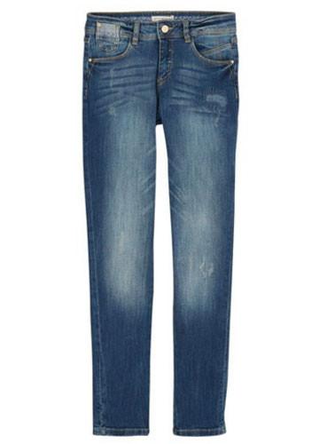 I Promod boyfriend jeans sono perfetti per lo stile biker
