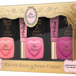 Too Faced MELTED KISSES AND SWEET CHEEKS COLLECTION