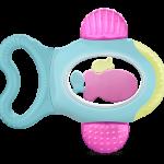 Philips Avent - Massaggiagengive a forma di pesce colorato