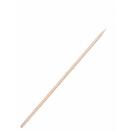 Bastoncino legno d'arancio per la preparazione delle unghie all'applicazione delle tips.