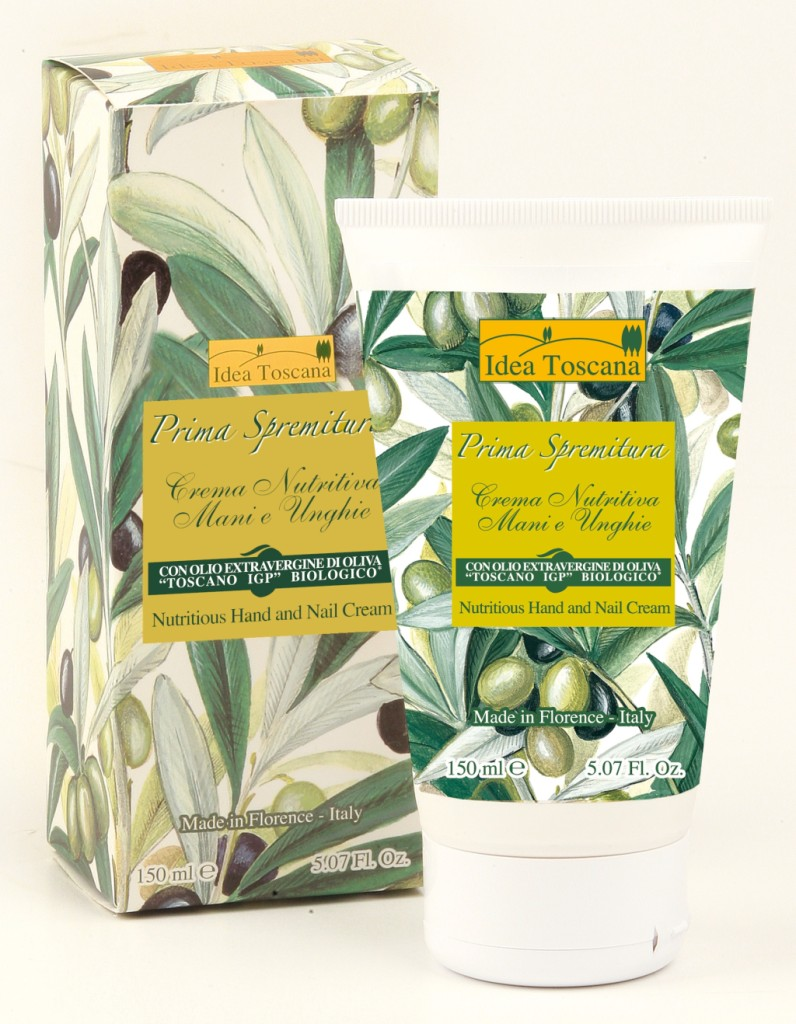 Idea Toscana - Crema Mani Unghie Nutriente