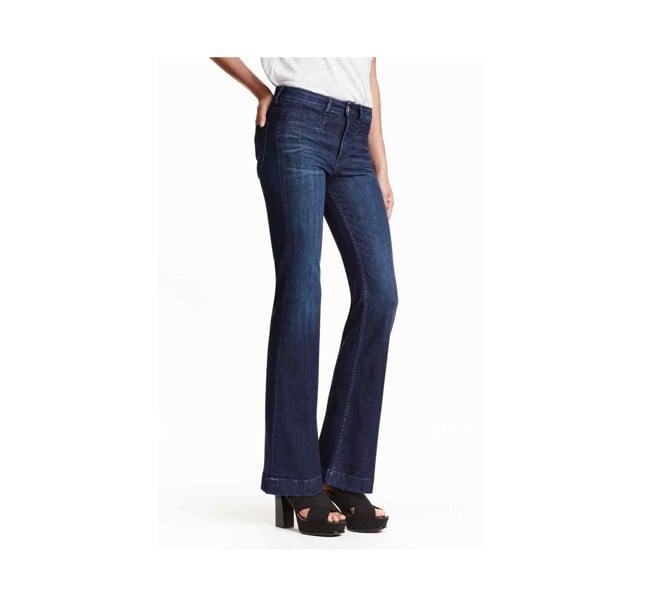 ultime tendenze elegante nello stile migliore selezione del 2019 hm-jeans-zampa - UnaDonna.it il magazine declinato al ...