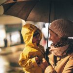Come vestire il tuo bebè per proteggerlo dalla pioggia?