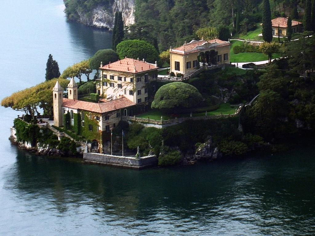 Villa Balbaniello, Como