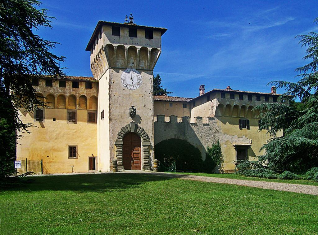 Villa medicea di Cafaggiolo, Barberino di Mugello
