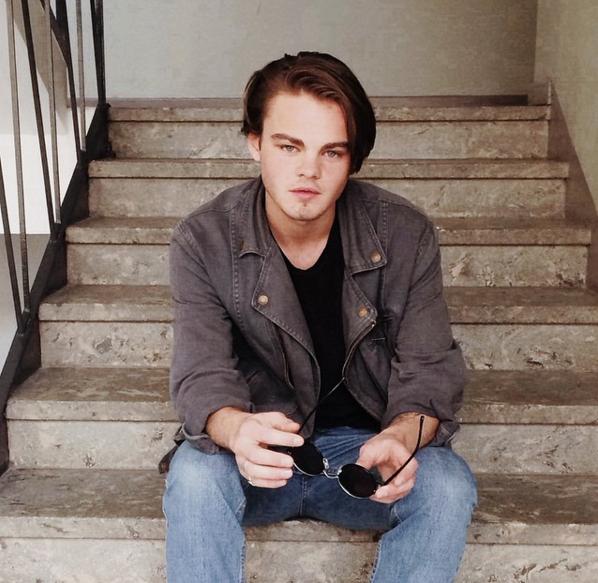 Il sosia di Leonardo DiCaprio, il barista Konrad Annerud su Instagram