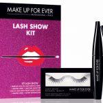 Make Up Forever - KIT LASH SHOW