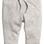 Pantaloni felpati H&M