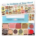 The Balm: palette In The Balm Of Your Hand