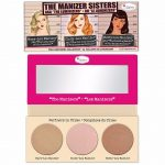 The Balm Palette The Manizer Sisters