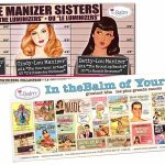 The Balm: palette The Manizer Sisters e In The Balm Of Your Hand