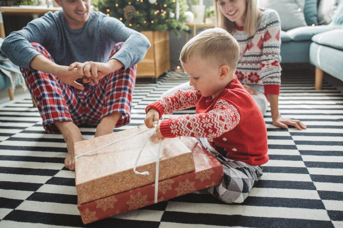 10 fantastici regali di Natale per un bambino
