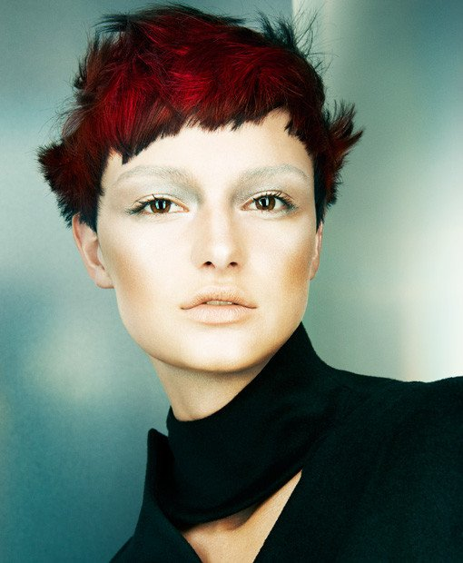 Hair by Cos Sakkas & Jane Stacey - TONY&GUY