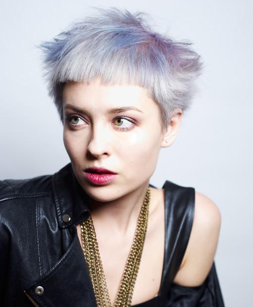 Hair by Valentina Urioni, Colour by Jenny Mozzi - TONY&GUY