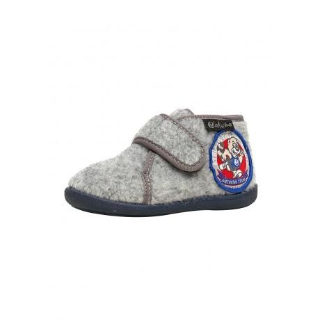 Naturino 7453 - pantofola grigio