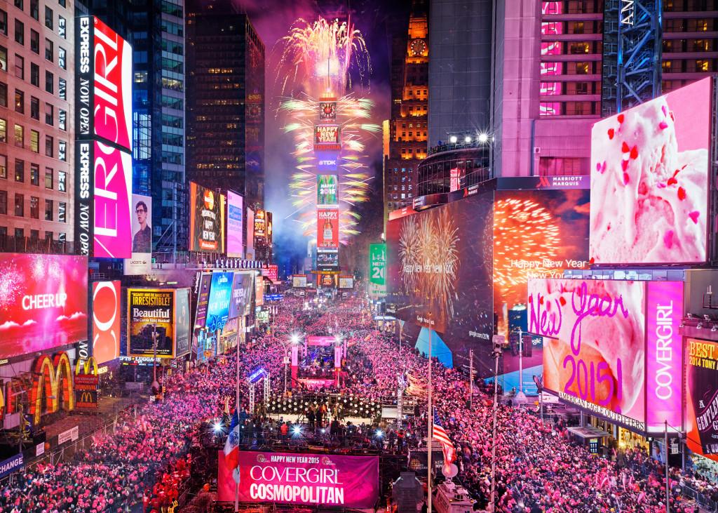 Capodanno Times Square