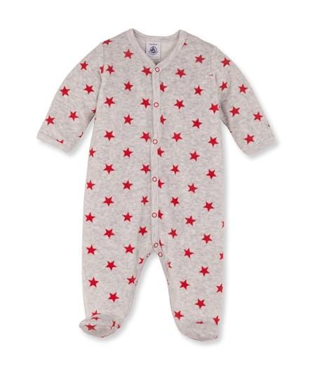 Tutina bebè bambino con stelle - Petit Bateau