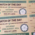 Biglietti per andare a vedere la partita della sua squadra del cuore allo stadio: una sorpresa che non dimenticherà!