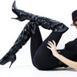 Quintessenza della femminilità, gli stivali cuissard sono sfrontati e seducenti, ma anche eleganti e chic.