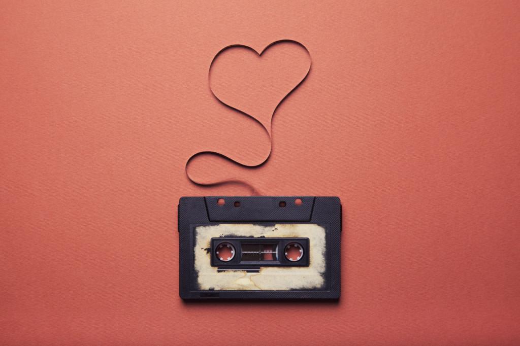 Una classifica delle canzoni d'amore più belle di sempre.