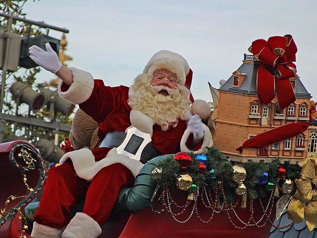 Babbo Natale vive in Lapponia