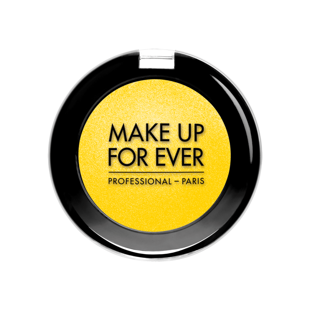 Make Up For Ever Artist Shadow - Metallic finish  colore Buttercup