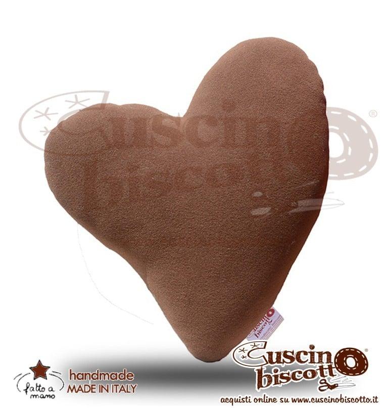 CuscinoBiscotto - Amore puro con dedica