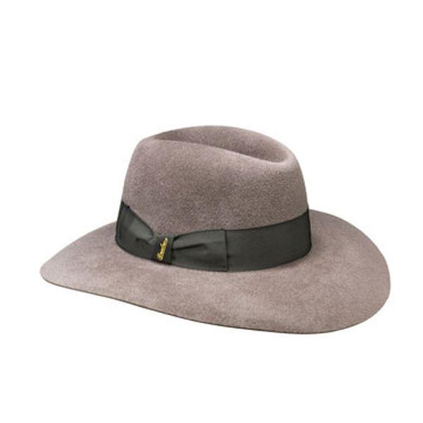Borsalino cappello Claudette con ala larga (221 euro)
