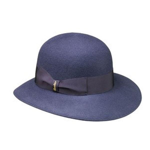 Borsalino cappello Pamela in feltro di lana (113,60 euro)