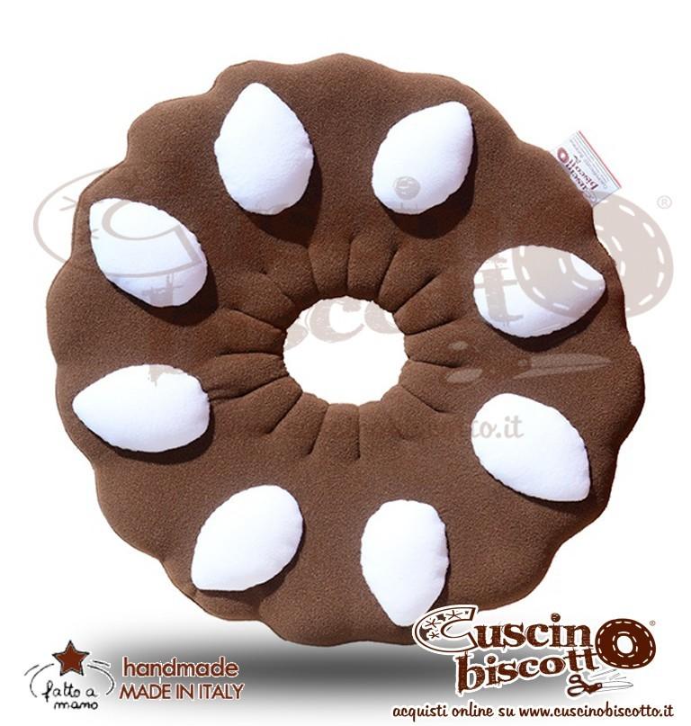 CuscinoBiscotto - Bundle al cacao (fatto a mano in Italia)