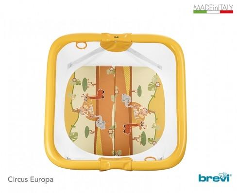 Circus Europa - Brevi