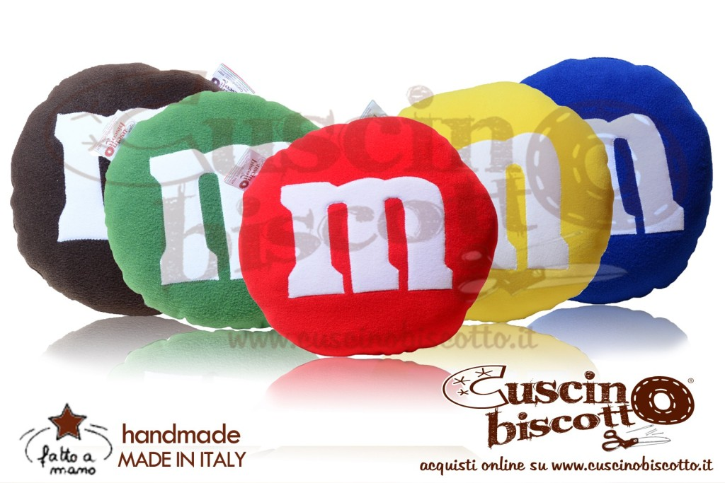 CuscinoBiscotto Bundle  Morbidello  (fatto a mano in Italia)