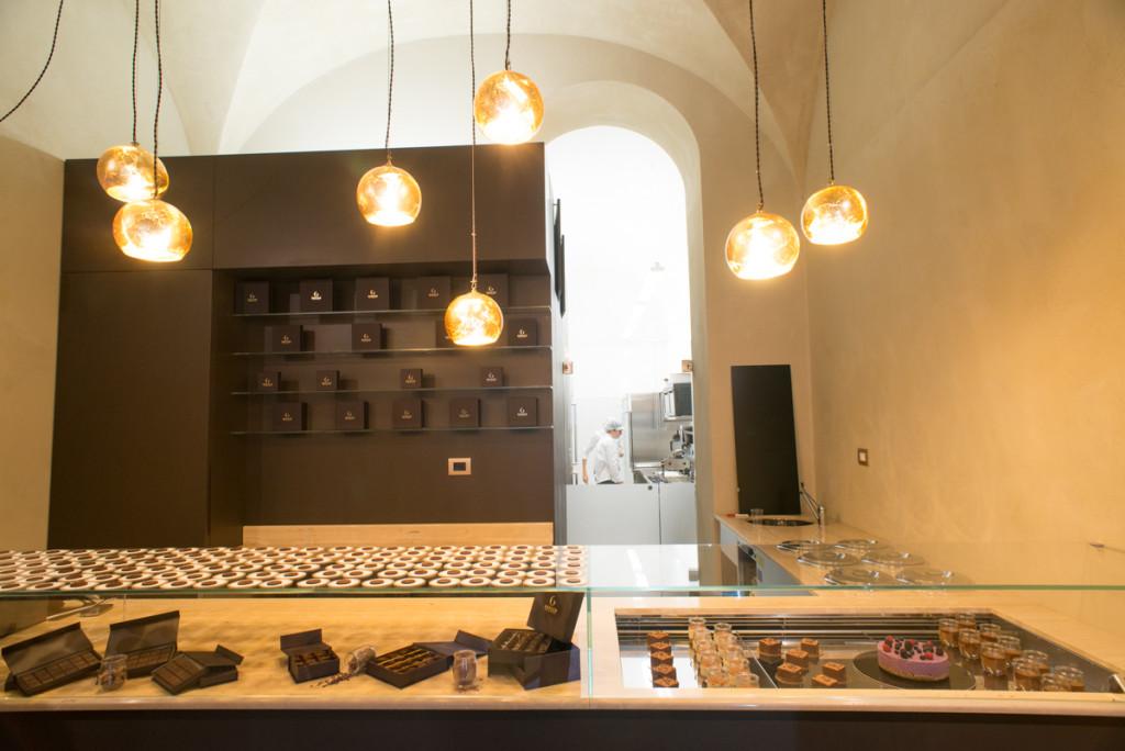 Grezzo Raw Chocolate, Via Urbana 130, Roma.