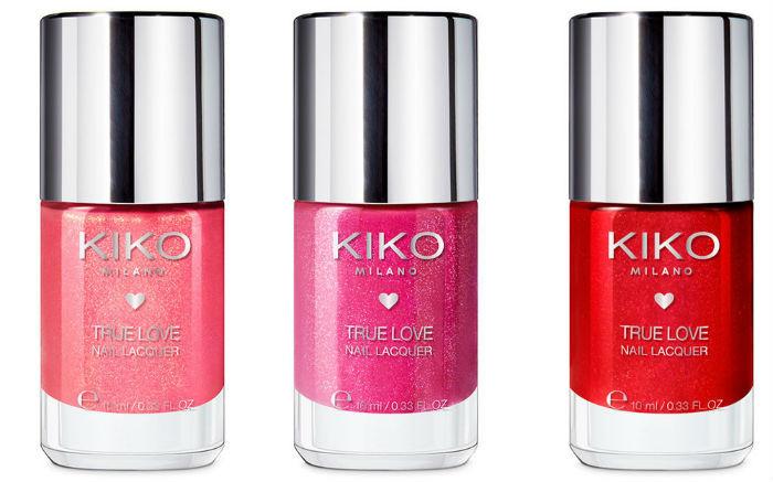Kiko True Love Nail Lacquer