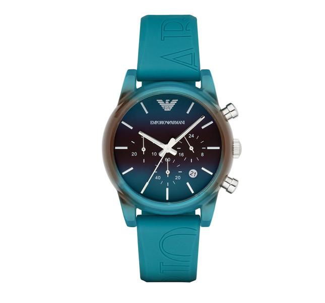 Emporio Armani orologio da uomo Color Collection