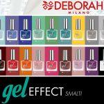 Smalti Gel Effect Deborah Milano