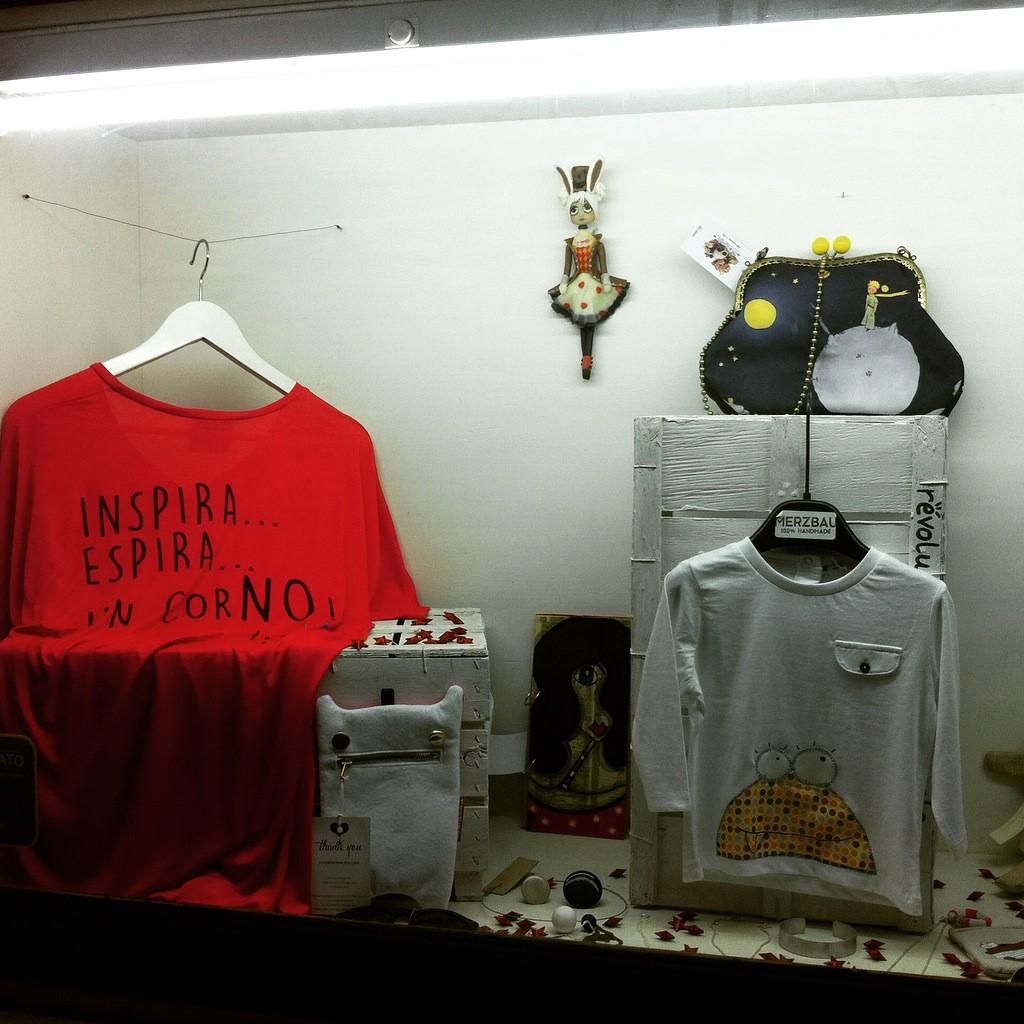 Merzbau Contemporary Lab, a Lecce, è un negozio affiliato Zazi