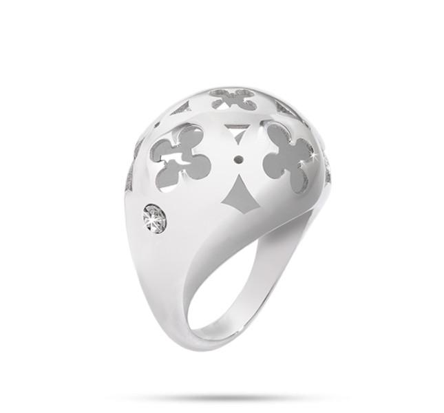 Morellato linea Ducale in acciaio e diamanti